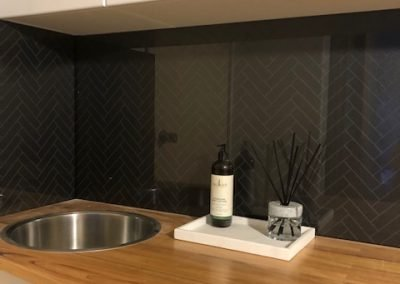 Kitchen Tiles - FGS 3DS Herringbone Glass