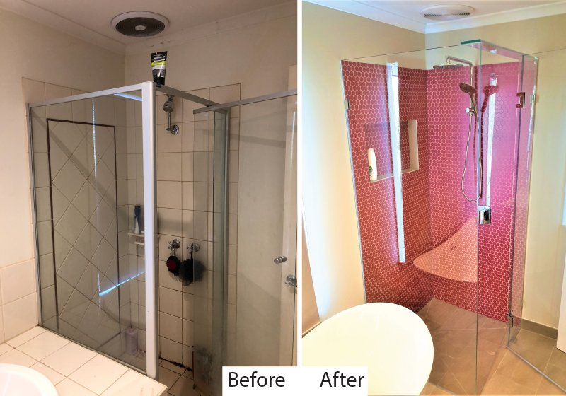 FGS 3DS – Shower Renovation